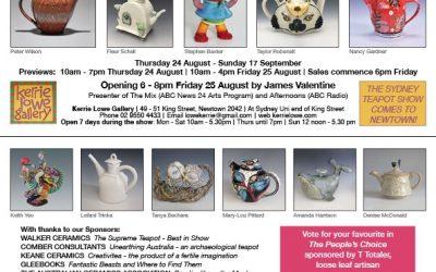 The Sydney Teapot Show