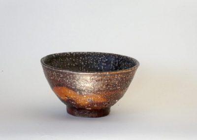 CN30  Dark Teabowl