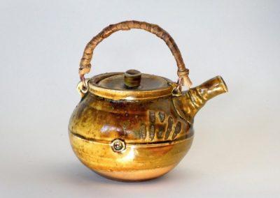 CN36  Tenmoku Teapot