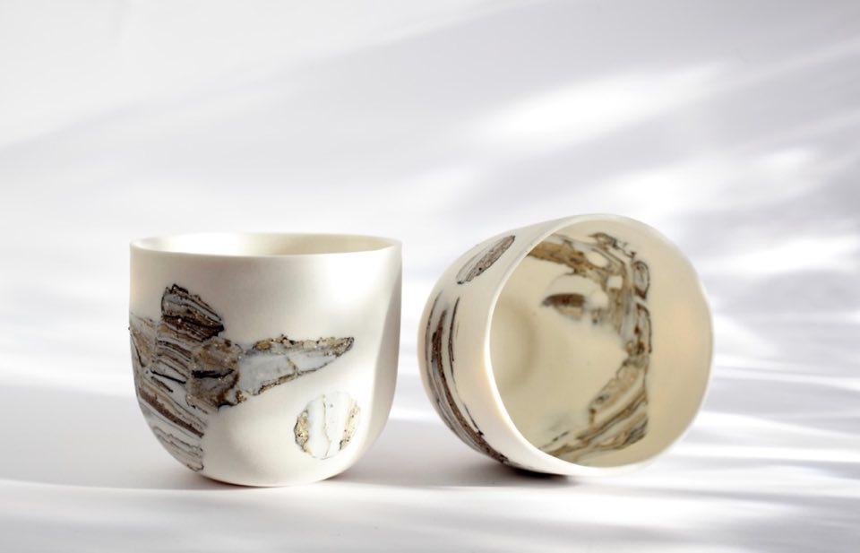 Tabletalk 2017 Handmade Ceramic Tableware Kerrie Lowe