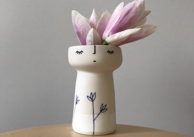 Peep Vase by Vanessa Holle