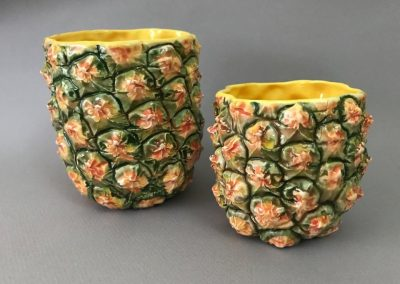 Pineapple Cups by Christine Wallace