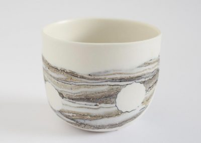 Porcelain Cup by Larissa Warren