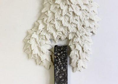 Annette Bukovinsky - small wall sculpture