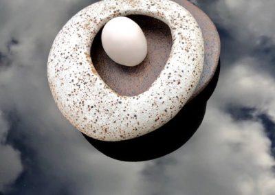 Mandie Robertson - sculpture