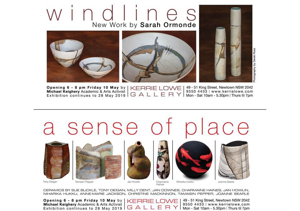 Windlines | A Sense of Place