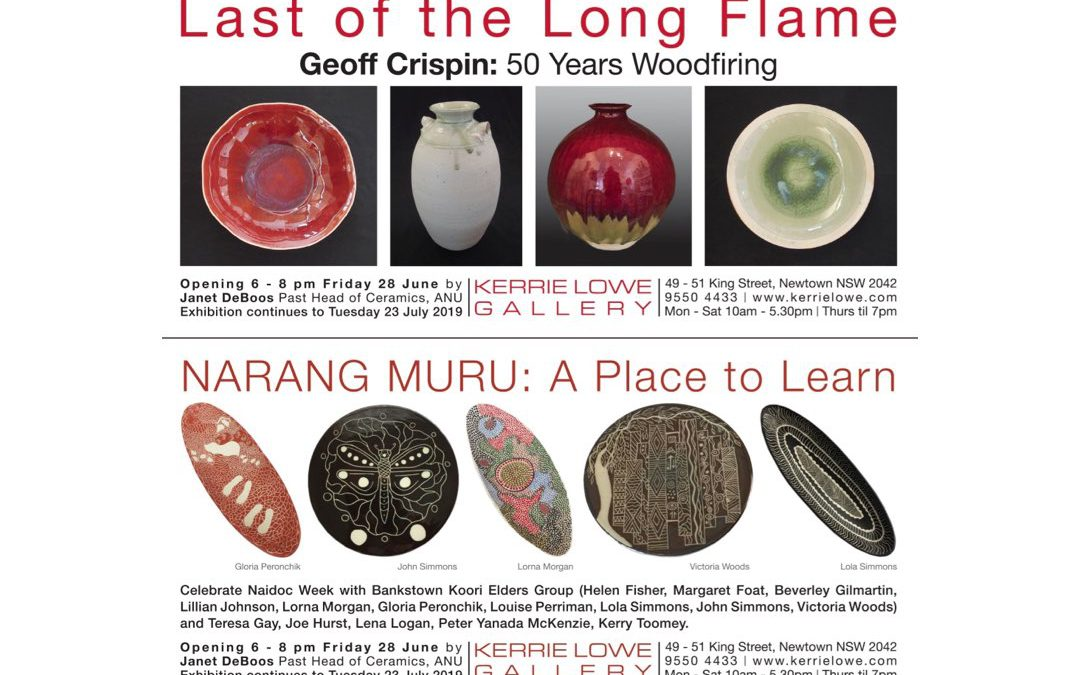 Last of the Long Flame